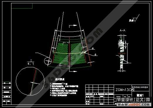 汽车设计标准-传动轴结构舆分析