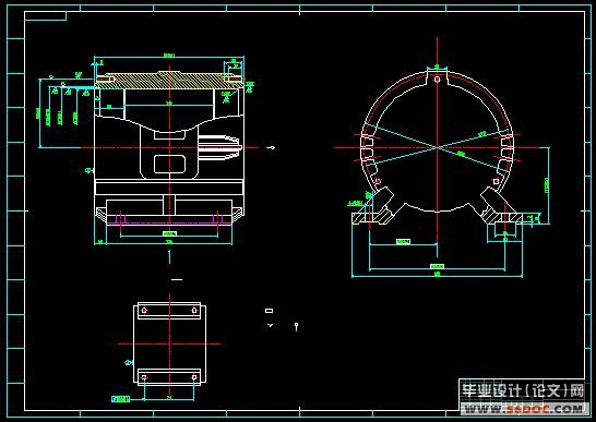 电机机座钻孔组合机床的设计