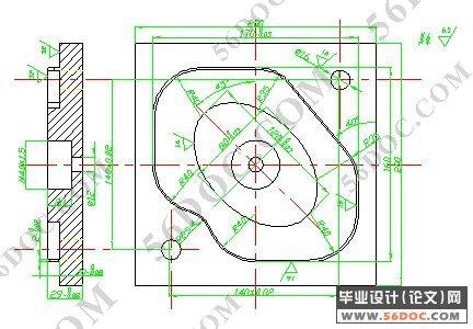 数控铣床及加工中心产品加工(proe) c620普通车床的数控化改造的设计