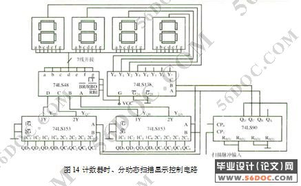 基于单片机测距仪的设计与应用(at89c52单片机)