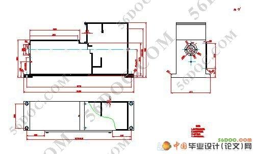 液压钻动力头结构设计