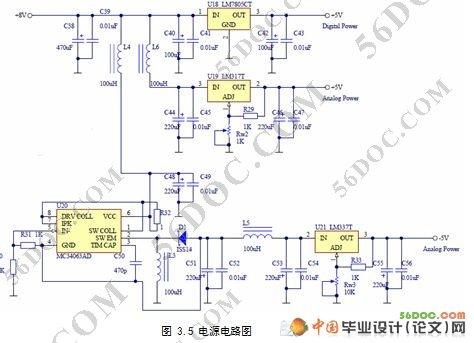 全遥控数字音量控制的d类功率放大器