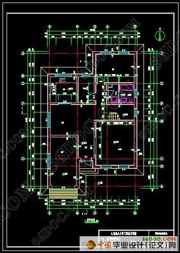 某三层砖混结构住宅毕业设计