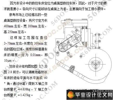 控制系统设计 c6150型普通机床的数控化改造设计 轴系组合件数控车床