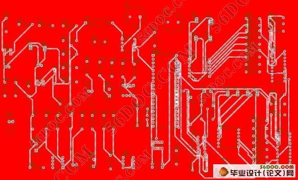 智能小车设计(电路图+程序+pcb图+cad图纸)