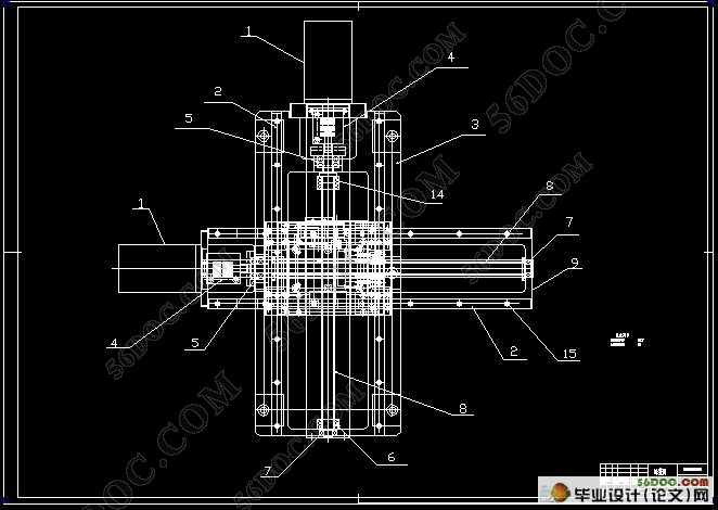 部件进行选型设计,其中机械部件的选型设计主要包括滚珠丝杠的选型、滚动导轨的选型、轴承和联轴器的选型及主要主要支撑部件的外形设计,确保工作台的定位精度为 ,重复定位精度为 0.015mm。 关键字:工作台 滚珠丝杠副 直线滚动导轨副 Two spends XY being geared to the needs of LED encapsulation to liberty working table Abstract:The development of modern LED encapsulation
