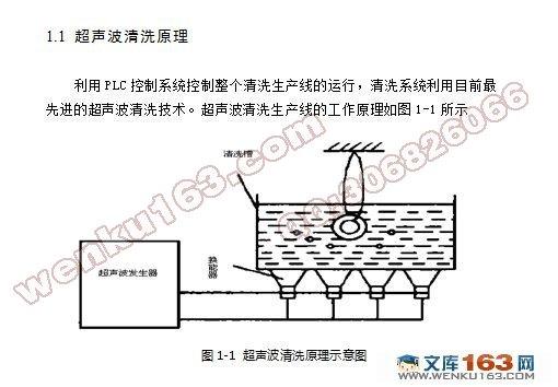 答:超声波清洗原理:超声波清洗是通过超声波换能器转换成高频震荡而
