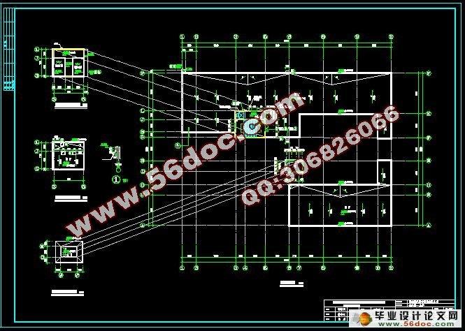 四层框架结构小学教学楼工程施工图预算