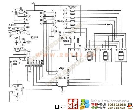 测量仪表之-数字电压表的设计