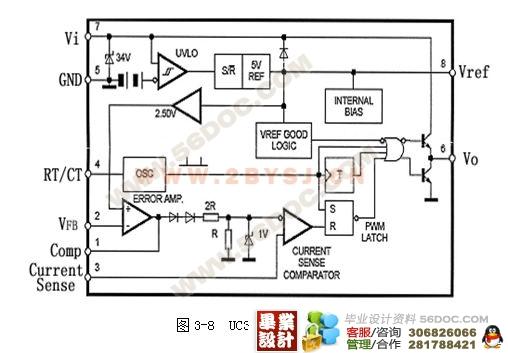 答:led开关电源是有电路来控制开关管而进行高速的道通和截止.