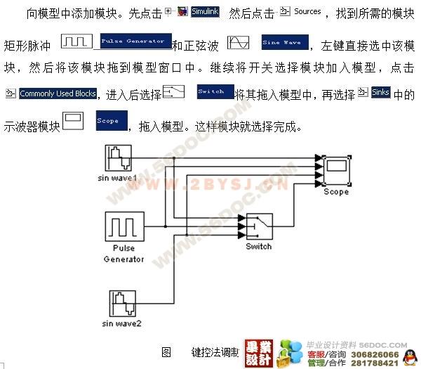 基于matlab的fsk调制系统设计(simulink仿真)