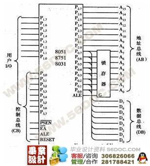 单片机的数字钟的设计_单片机_文库163毕业设计(论文)